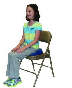 sensory chair pad autistic tool