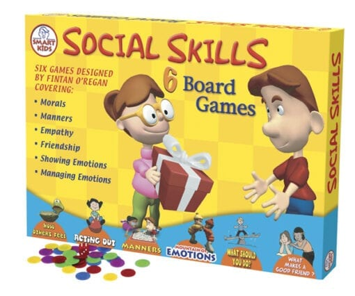 socialskills board game