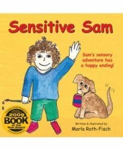sensory book kids