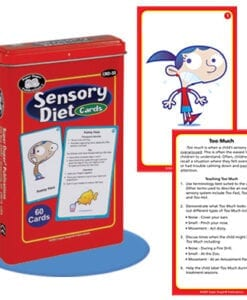 Sensory Diet Cards for Sale Online