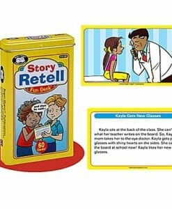 retell story educational cards