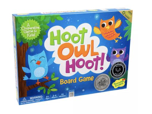 Hoot Owl Hoot 1