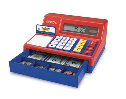 Pretend and Play Cash Register 1